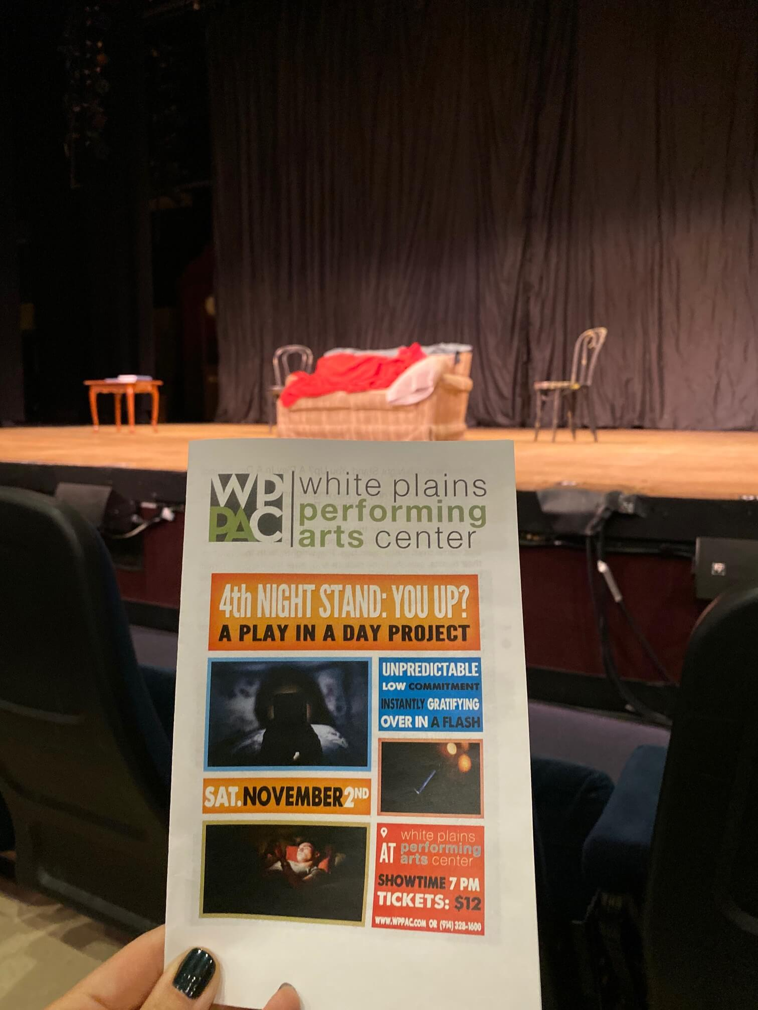 best experiences of 2019 white plains theater