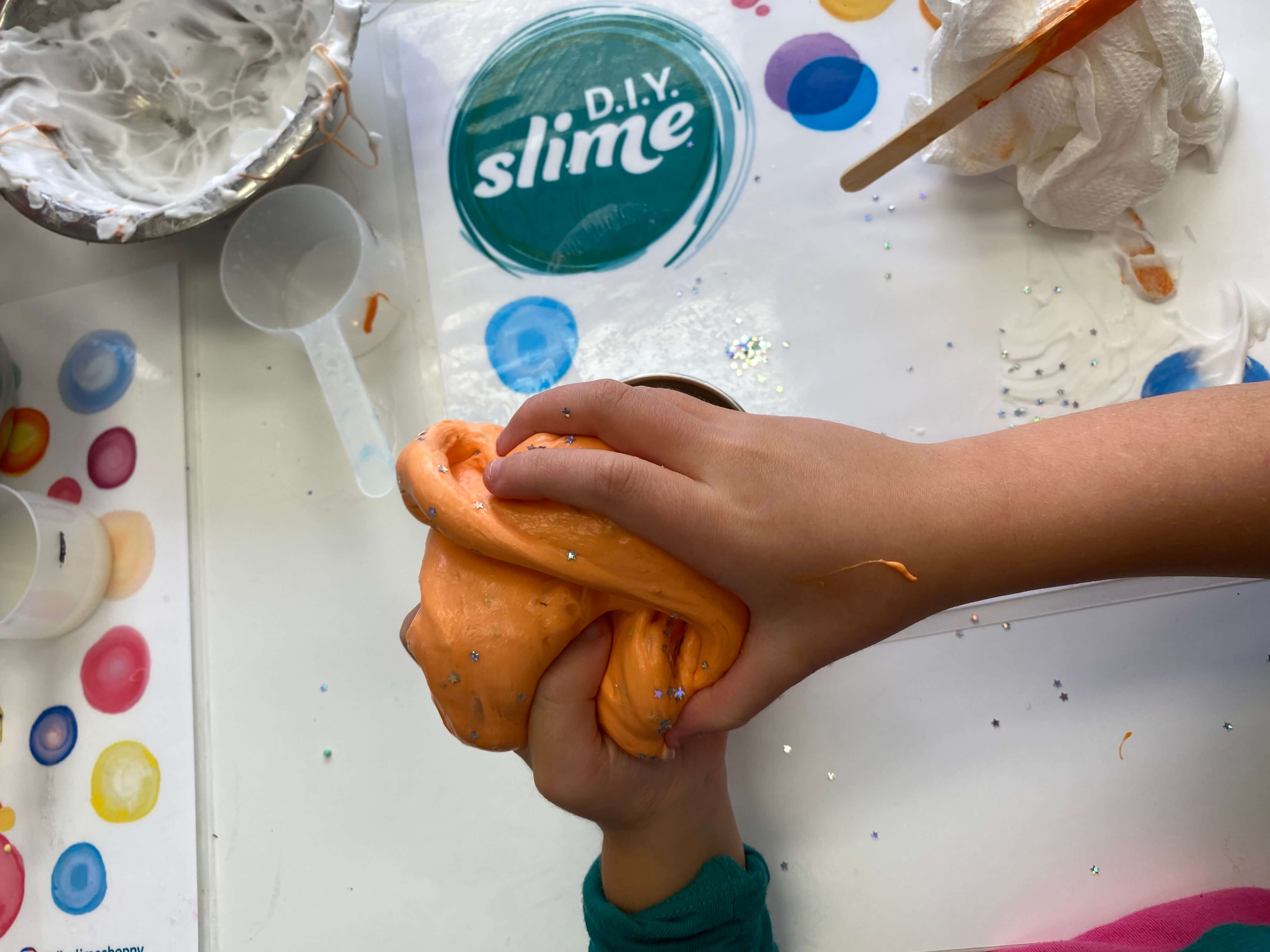 D.I.Y Slime is the Ultimate One-Stop Shop for Slime-Making in Westchester