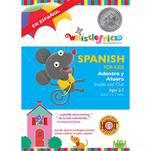 Whistlefritz, An Immersive Language Program for Kids Is a Cool Way to Learn Spanish and French