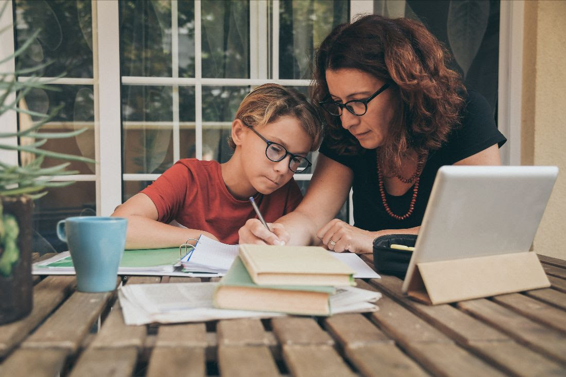 10 Tips on At-Home Learning with COVID-19
