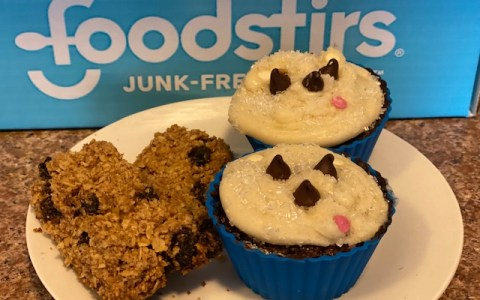 foodstirs junk free baking review