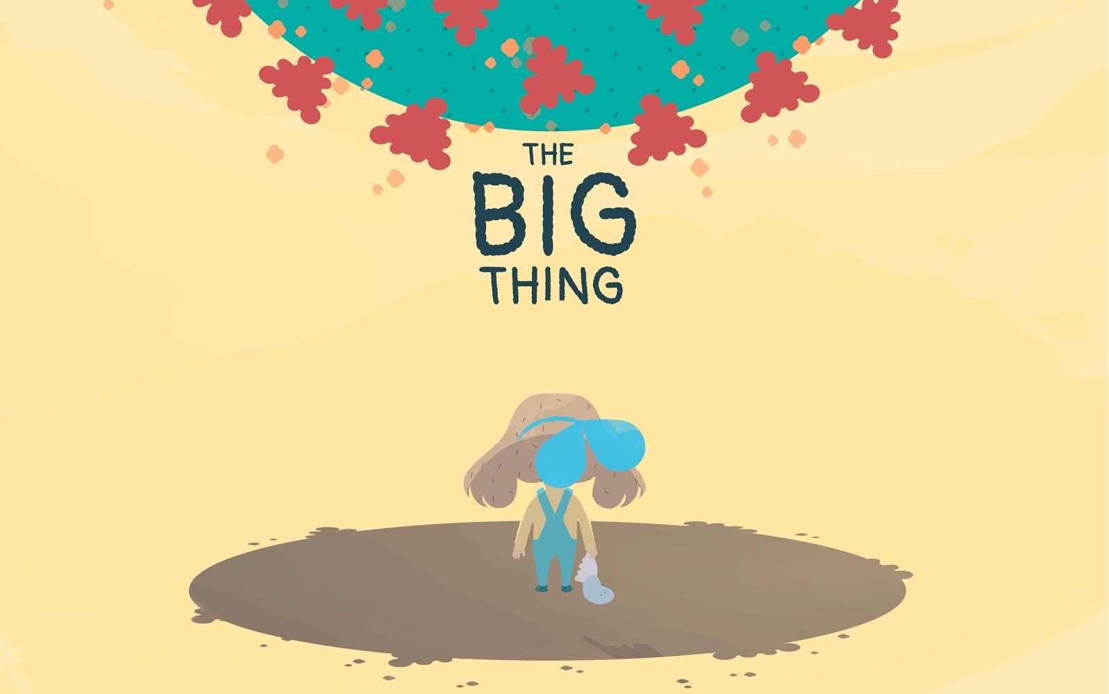 We are so excited about The Big Thing, a new children's book that explains the Covid-19