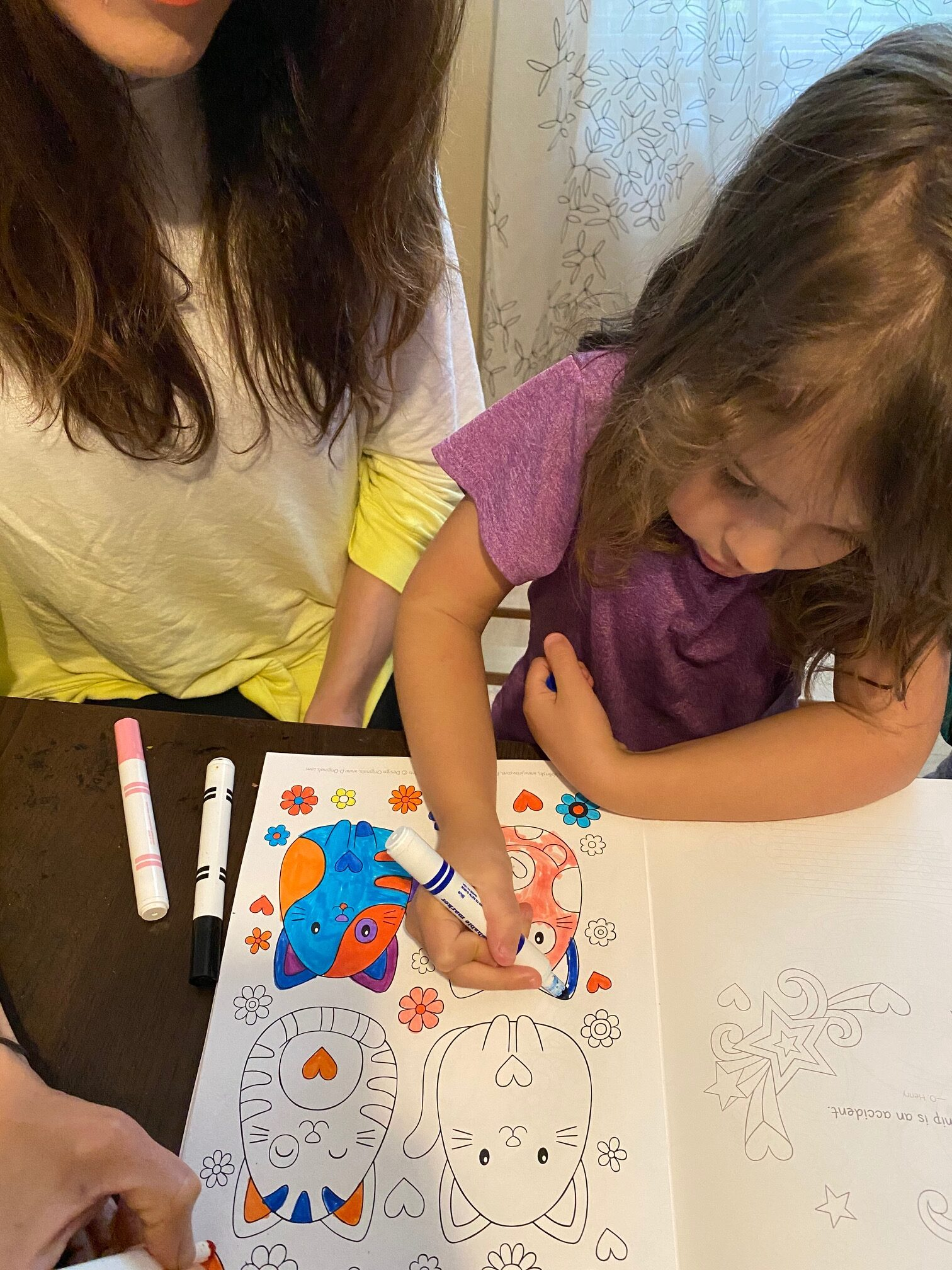 personalized colorings books from Fox Chapel Publishing.