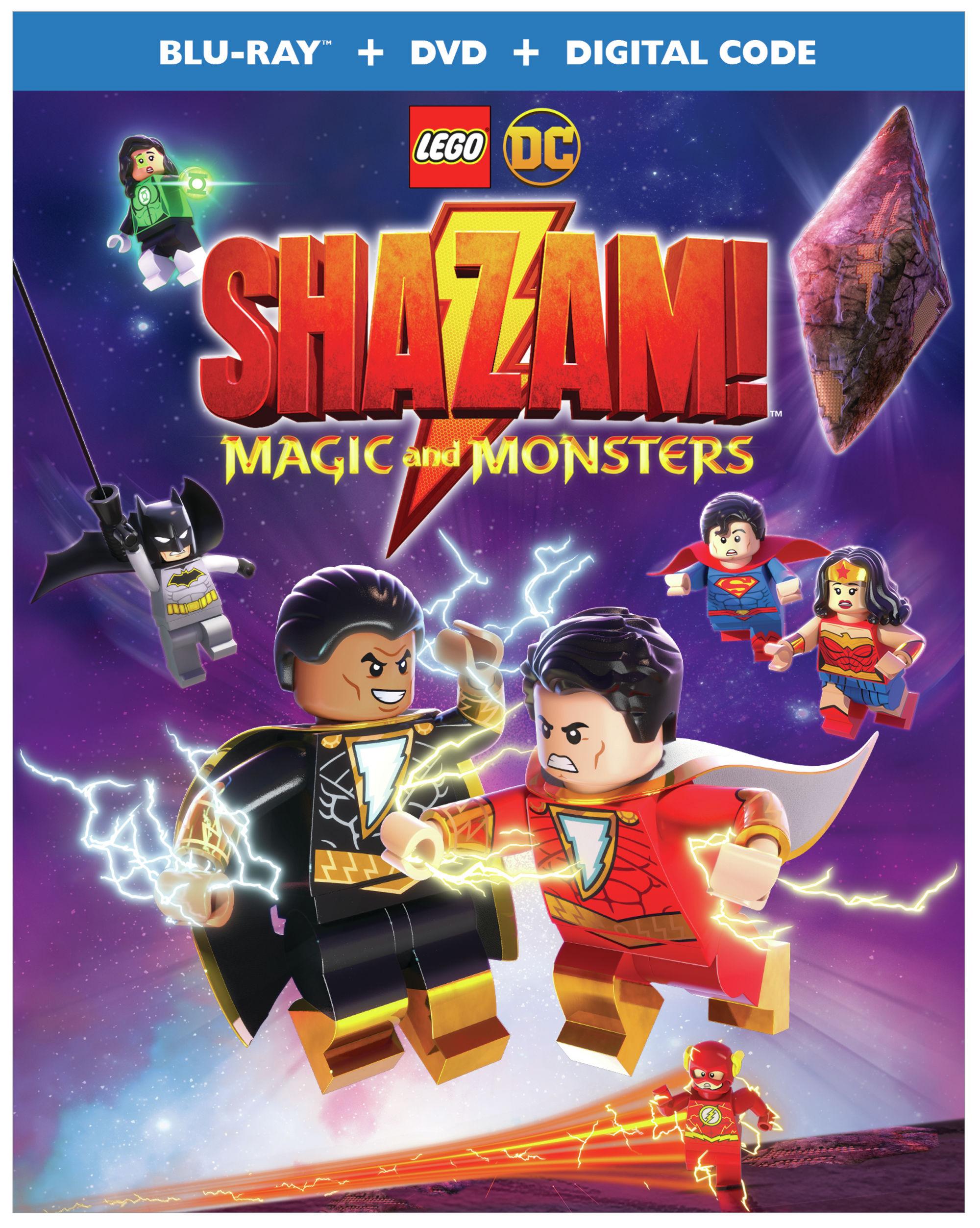 LEGO® DC: Shazam! Magic and Monsters