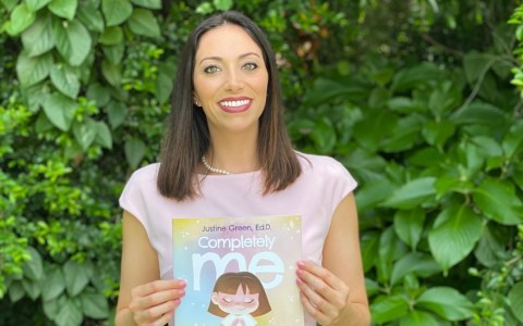 Interview with Justine Green on Completely Me