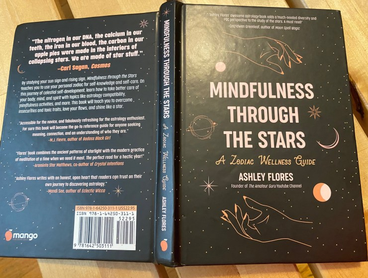 Mindfulness Through the Stars: A Zodiac Wellness Guide.