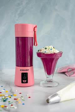 blendjet unicorn smoothie