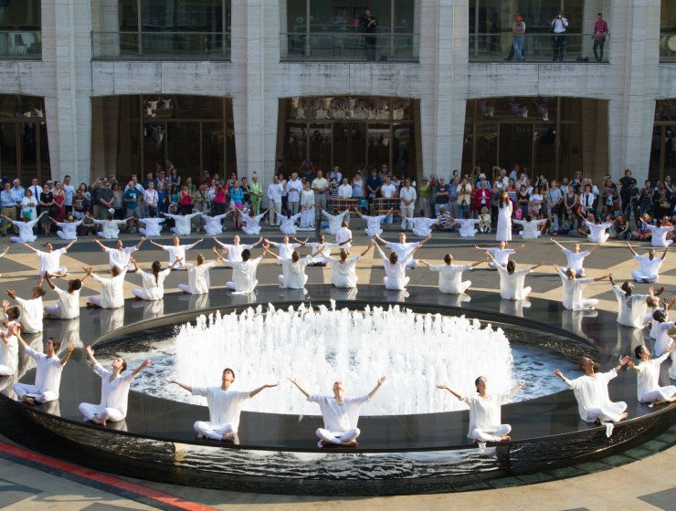 Buglisi Dance Theatre and Lincoln Center's Reimagined Table of Silence Project 9/11