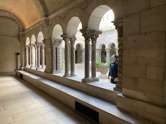 Met Cloisters magical