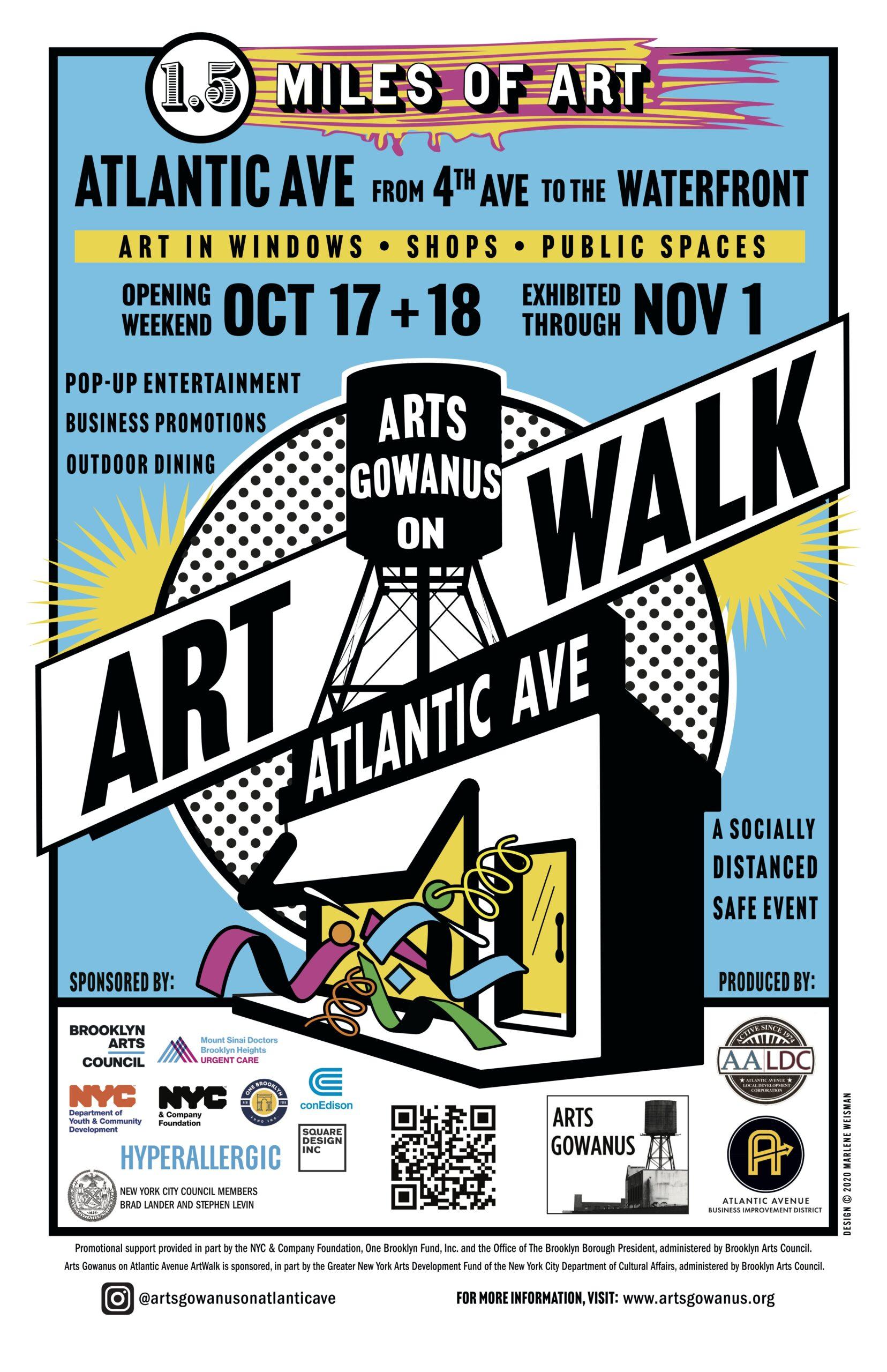 Arts Gowanus ArtWalk 2020