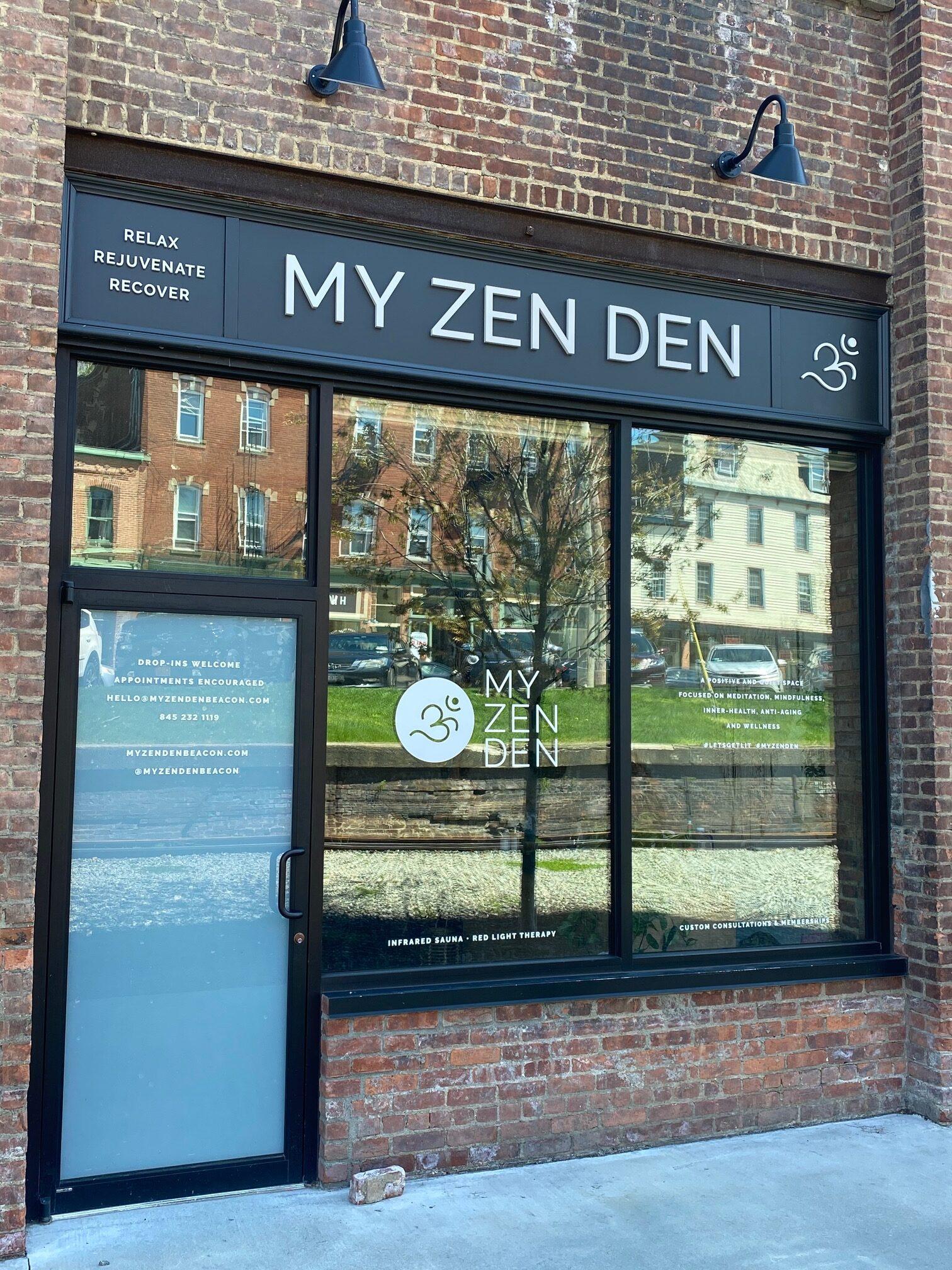 A Moment of Zen at The Zen Den