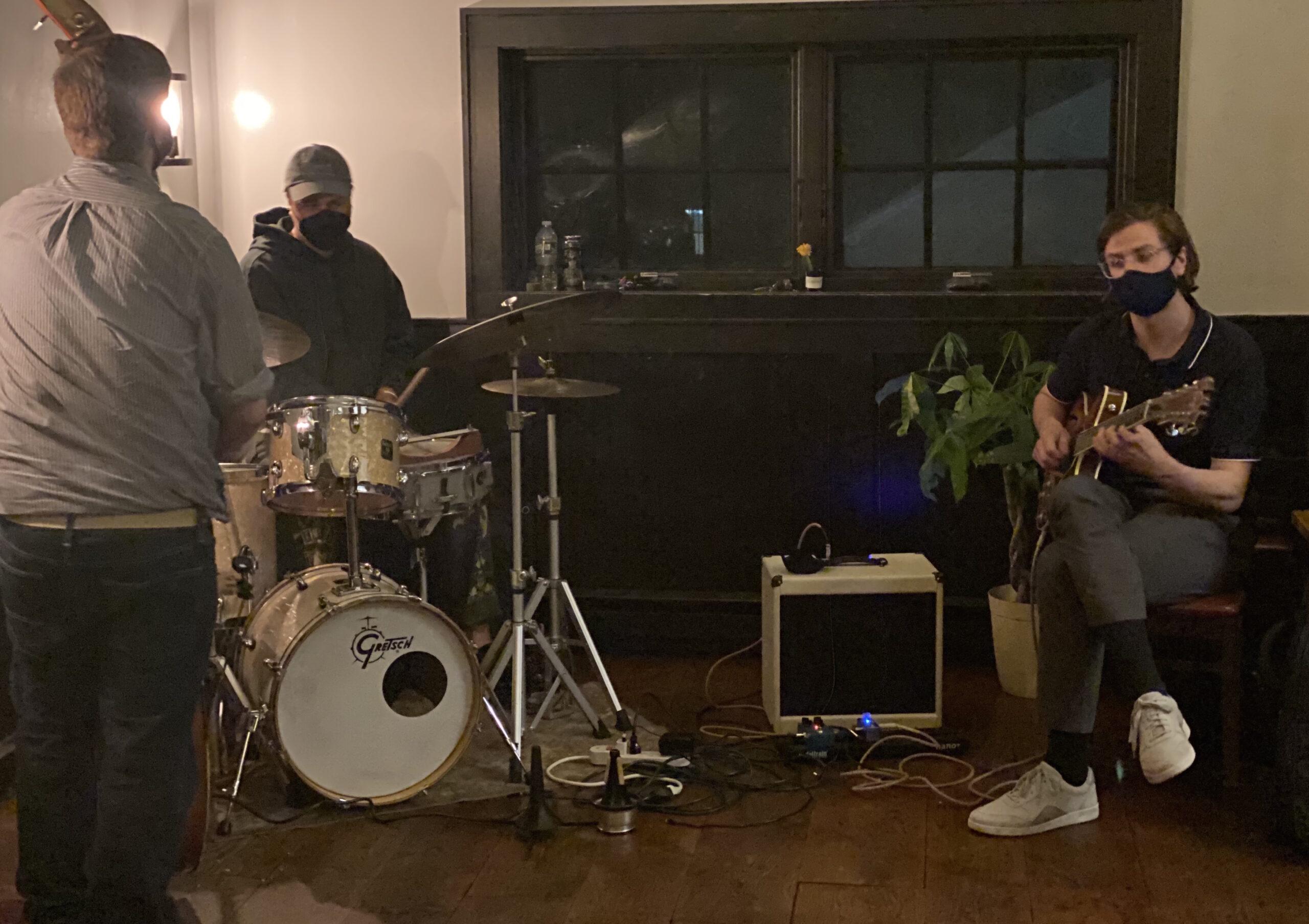 live jazz Black Rock Social House