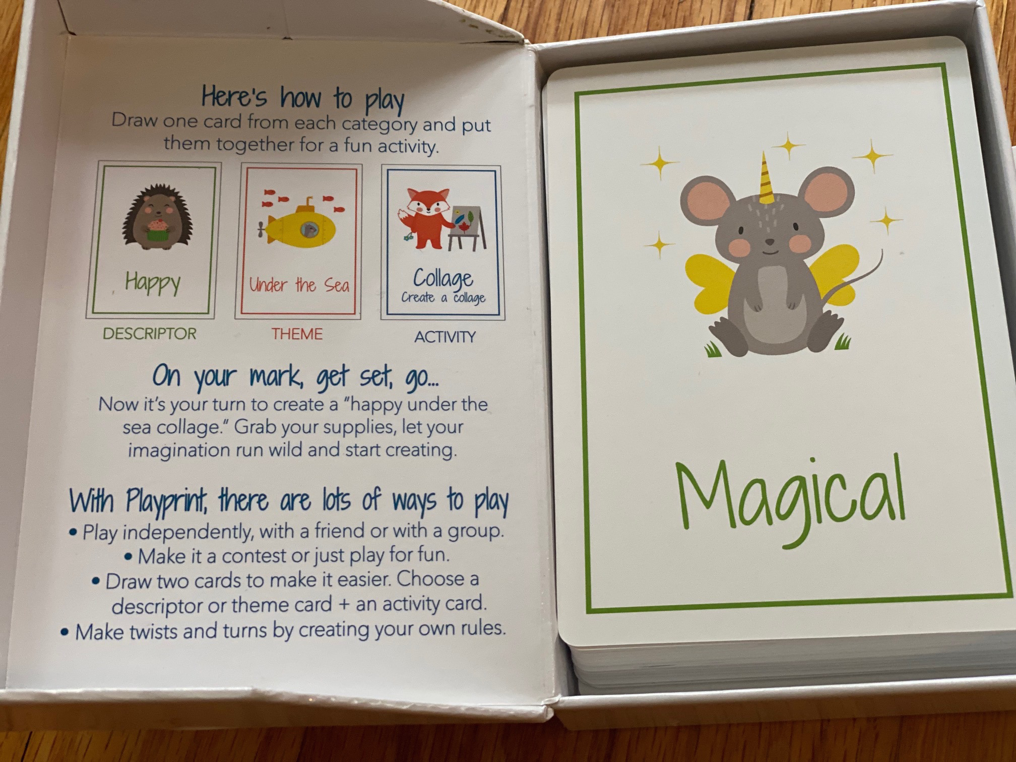 Get to Know More about the Playprint aka Tech-Free Toy We All Need Right Now