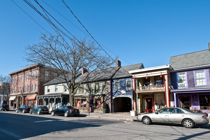 Things to do in Frenchtown, New Jersey | TheWeekendJetsetter.com (photo by flickr4jazz/Flickr)