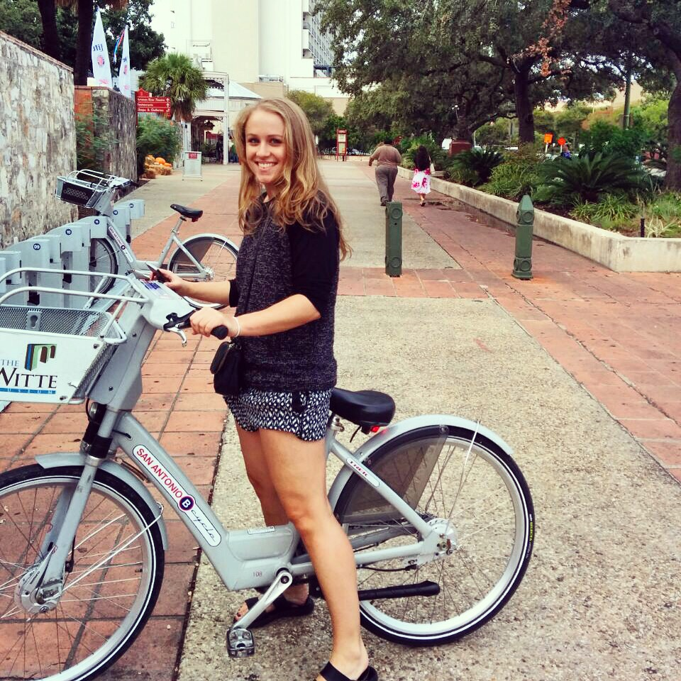 Bike share in San Antonio
