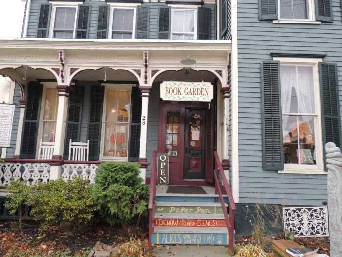 The Book Garden, Frenchtown, New Jersey