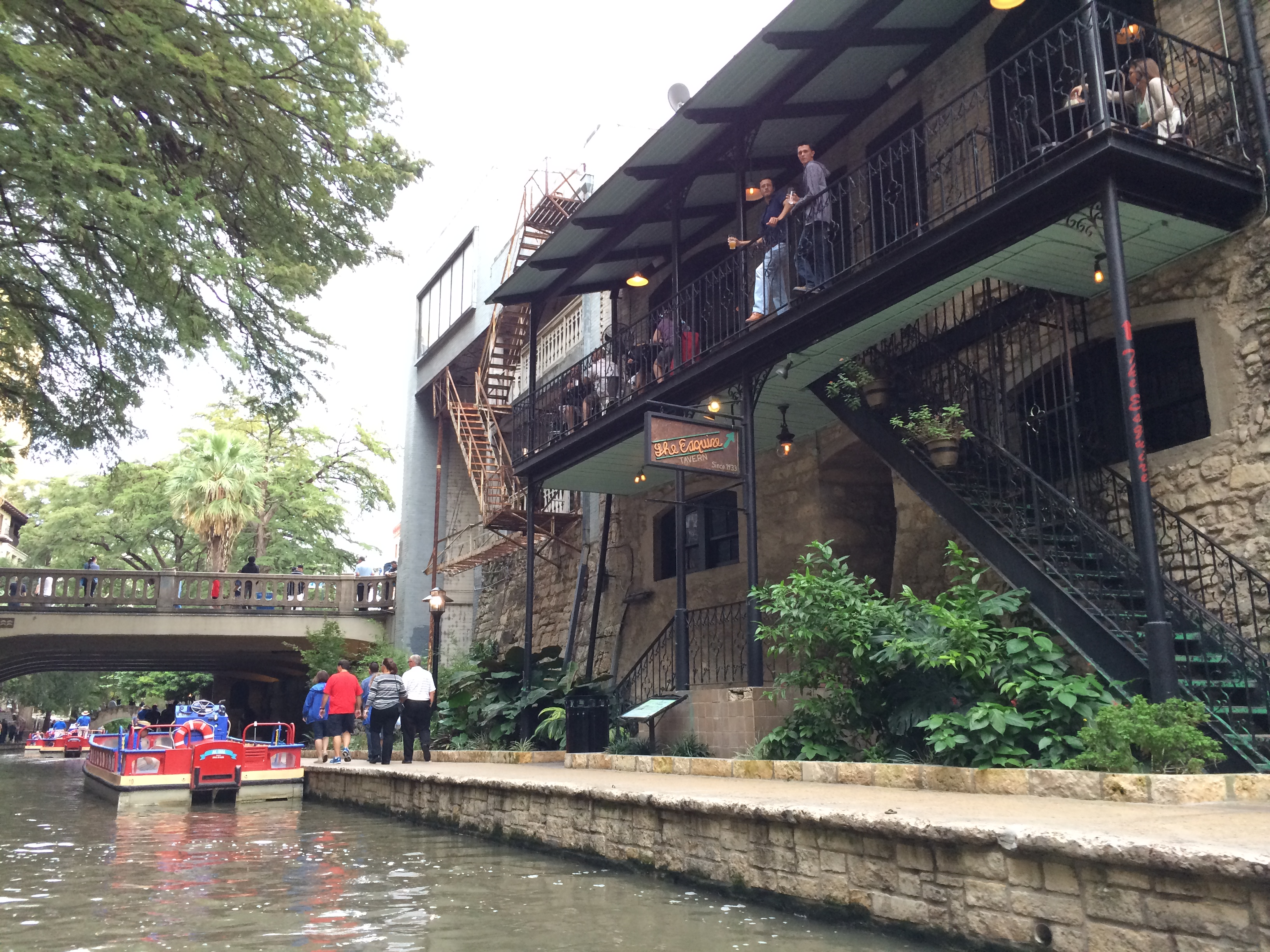 The Esquire Tavern, San Antonio