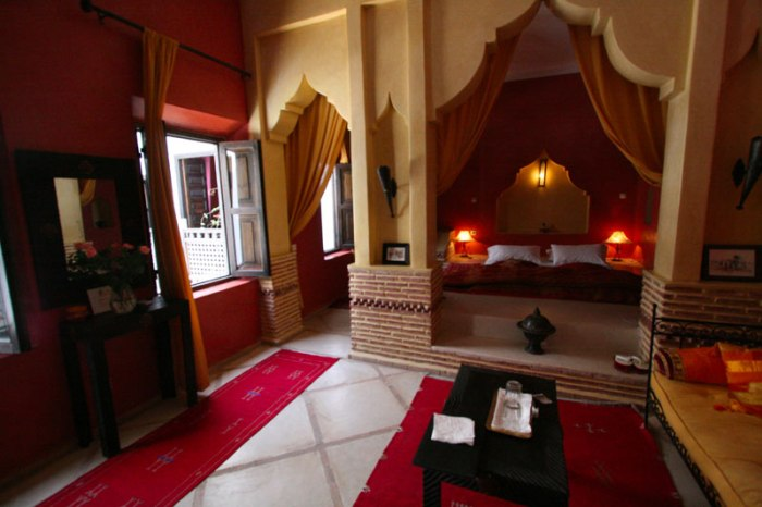 Riad Les Trois Mages in Marrakech, Morocco | TheWeekendJetsetter.com