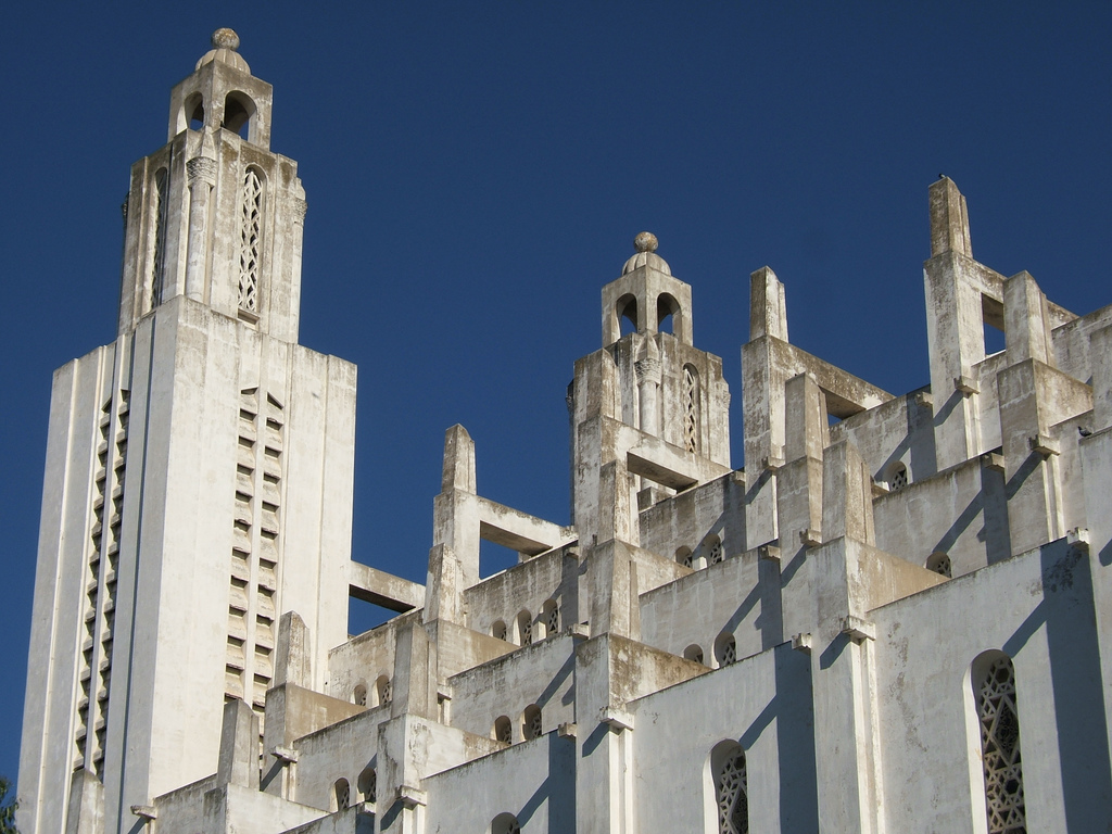 (photo: Justin Clements/Flickr), 48 Hours in Casablanca - Art Deco Architecture | TheWeekendJetsetter.com