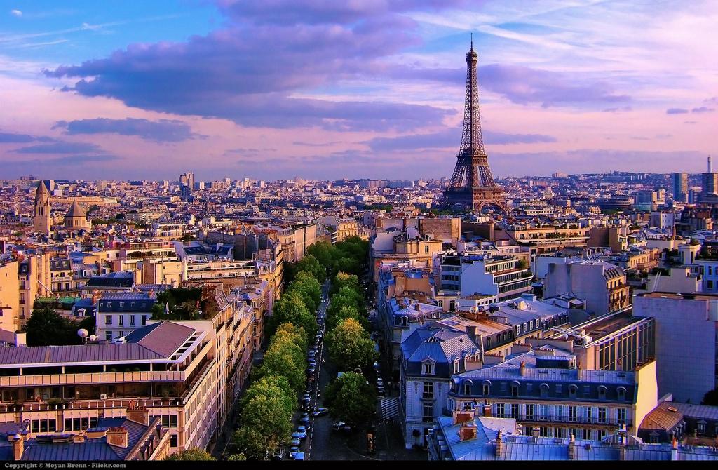 2016 Travel Destinations: Paris (photo: Moyan Brenn/Flickr) | TheWeekendJetsetter.com