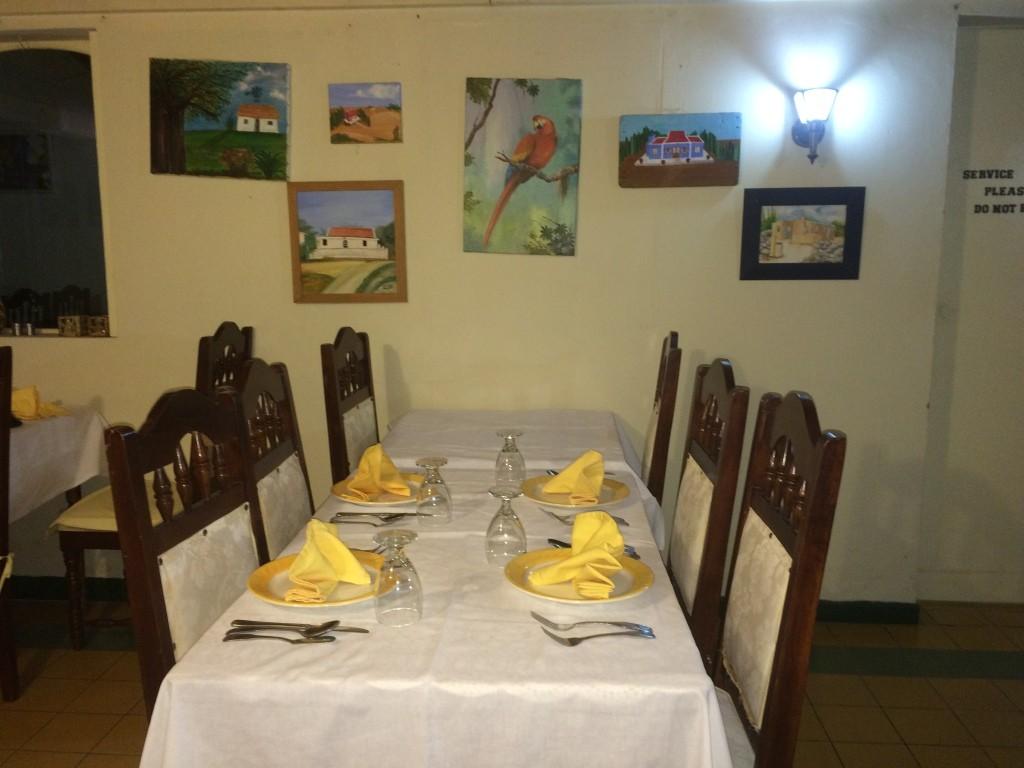 Gasparito, Authentic Aruban Restaurant | TheWeekendJetsetter.com