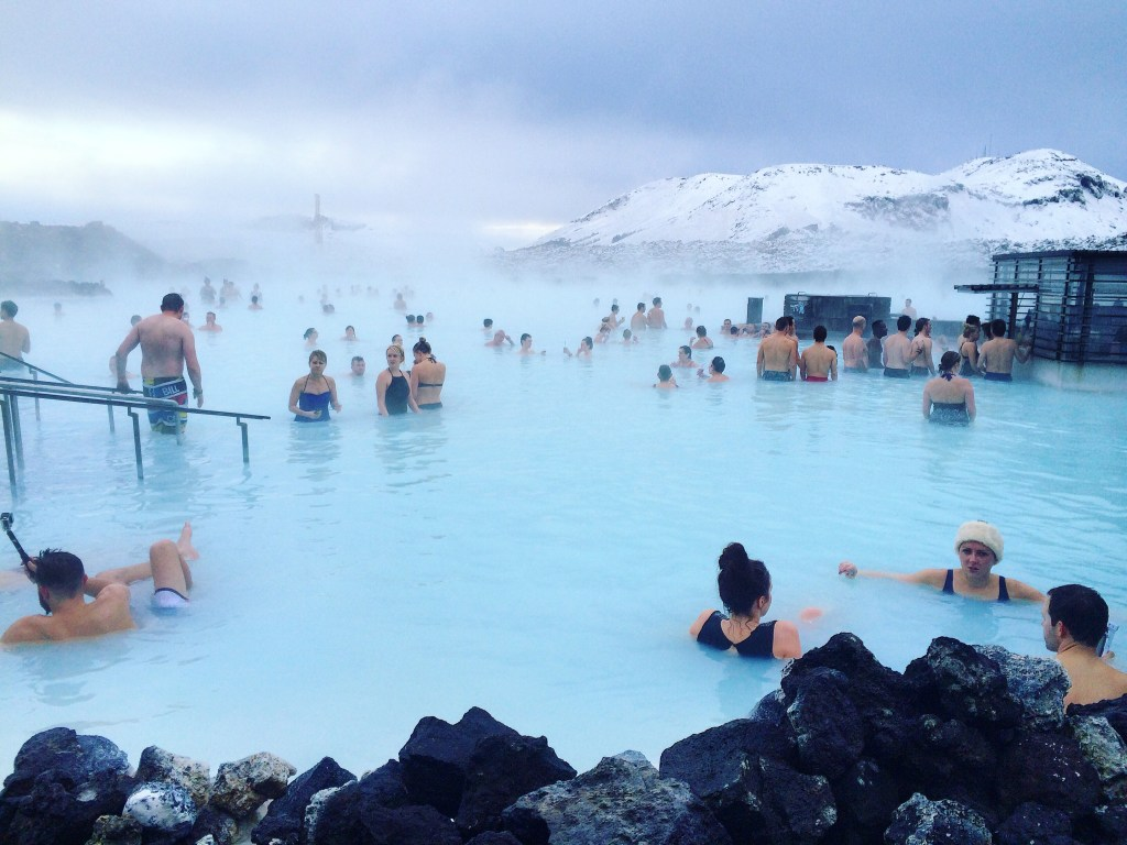The Blue Lagoon, Iceland | TheWeekendJetsetter.com