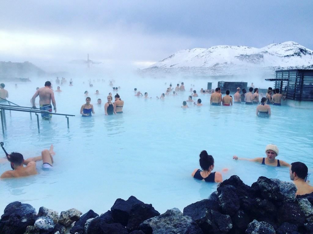 The Blue Lagoon, Iceland | TheWeekendJetsetter.com