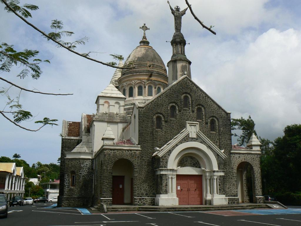 Sacré-Coeur de la Balata, Martinique