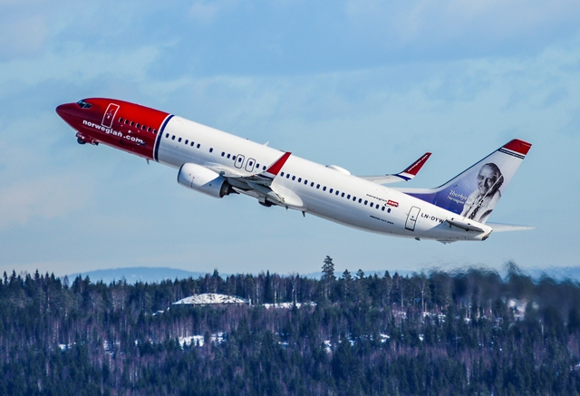 Norwegian Air, flights from US to Oslo