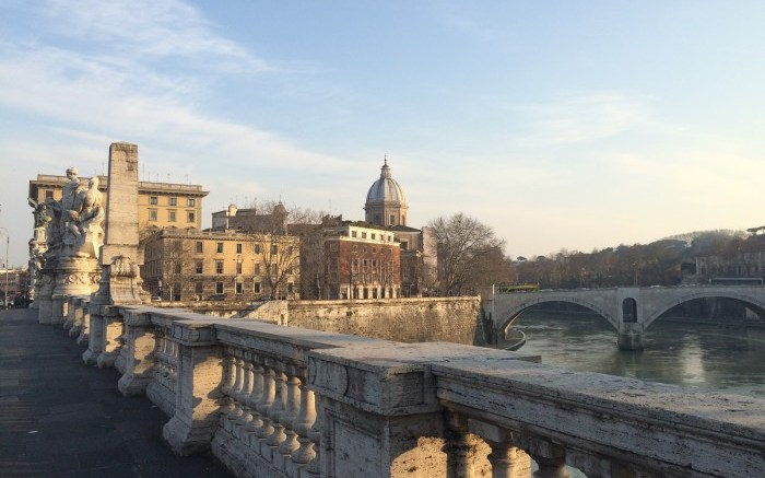48 Hours in Rome // TheWeekendJetsetter.com