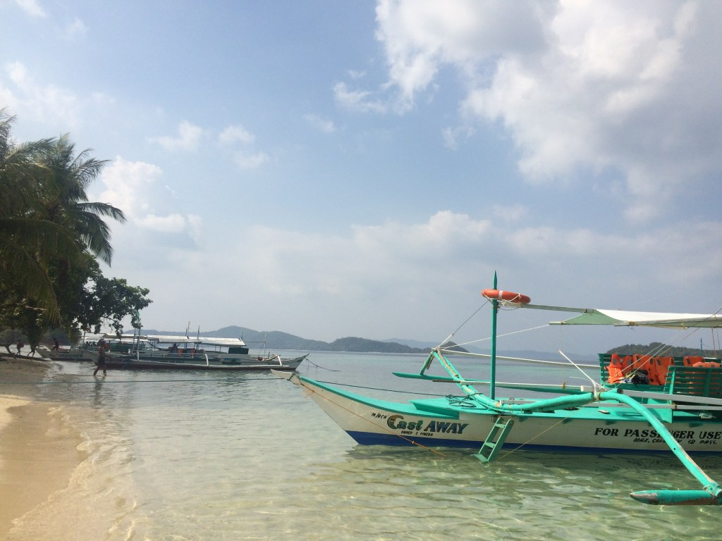 """Port Barton, a relaxing beach town in Palawan, the Philippines - voted """"World's Best Island"""" by Conde Nast Traveler 
