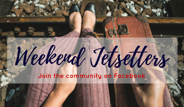 Weekend Jetsetters, Facebook Group, Community