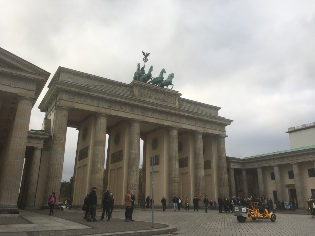 Brandenburg Gate, Berlin | 48 Hours in Berlin | TheWeekendJetsetter.com