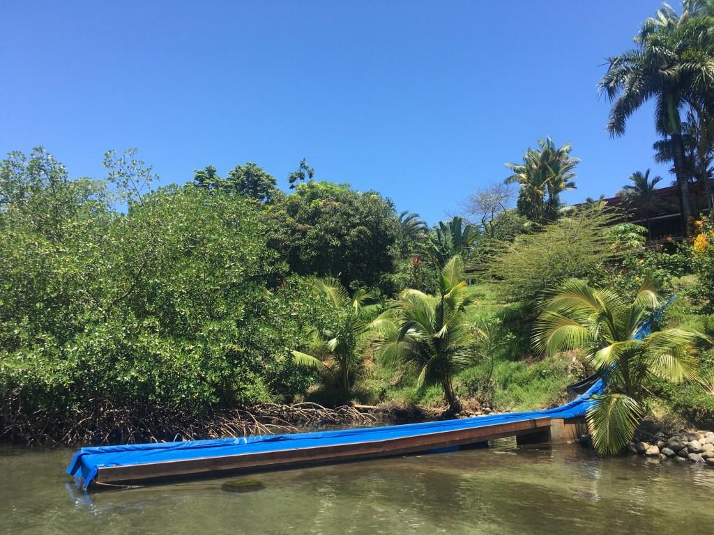 Bambuda Lodge - Waterslide, Bocas del Toro | TheWeekendJetsetter.com