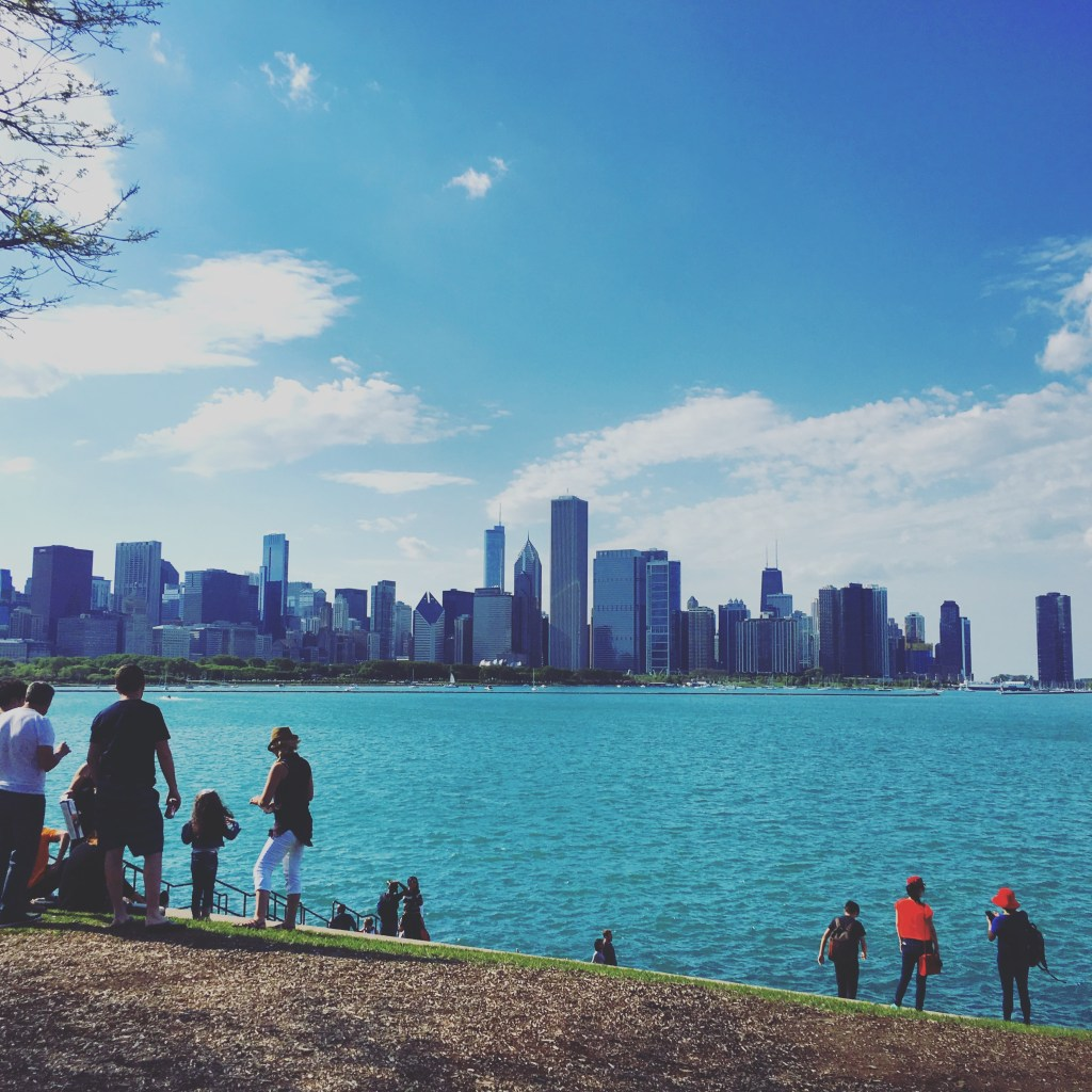 Lakefront in Chicago | TheWeekendJetsetter.com