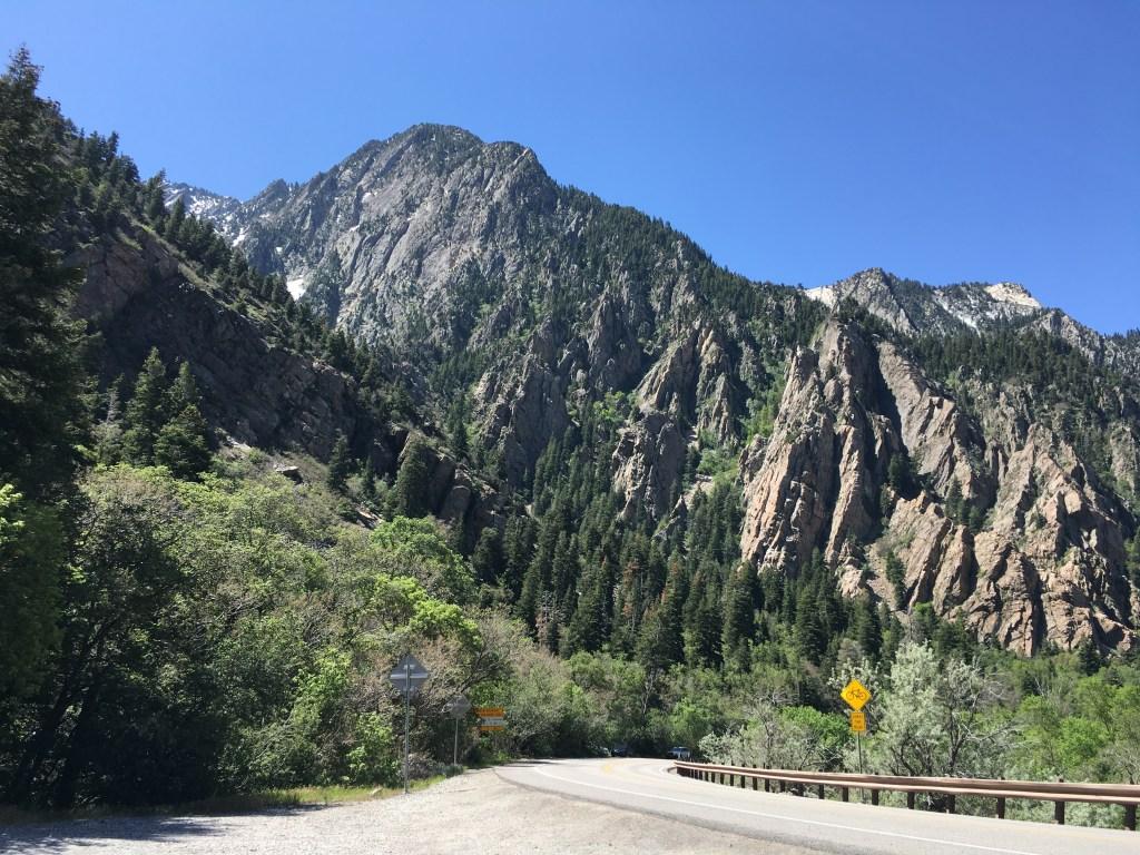 Big Cottonwood Canyon Hiking in Utah | TheWeekendJetsetter.com