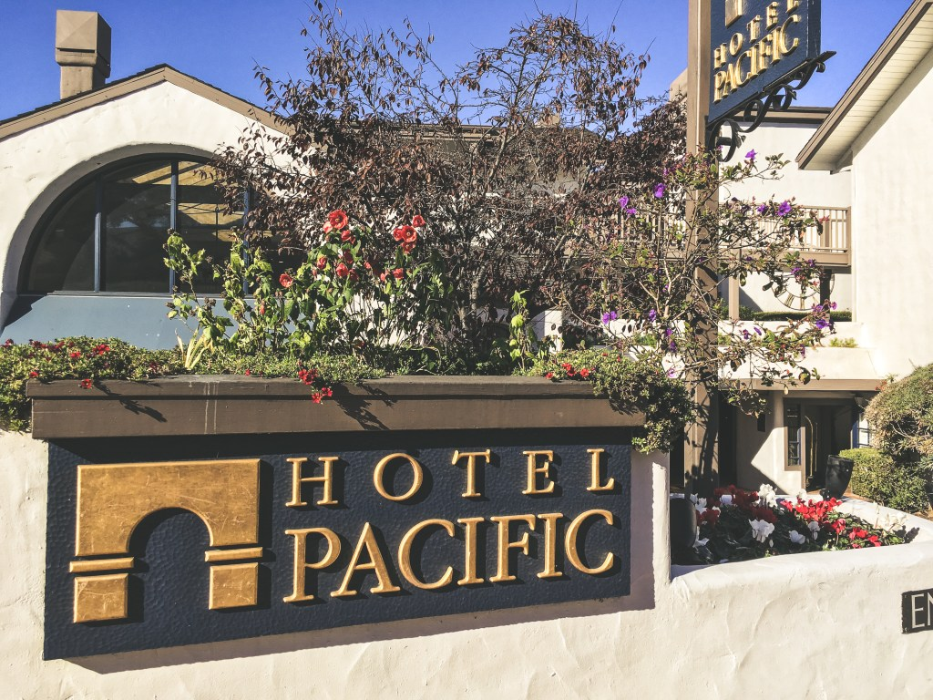 Weekend Getaway Guide Monterey - Hotel Pacific in Monterey, CA | TheWeekendJetsetter.com