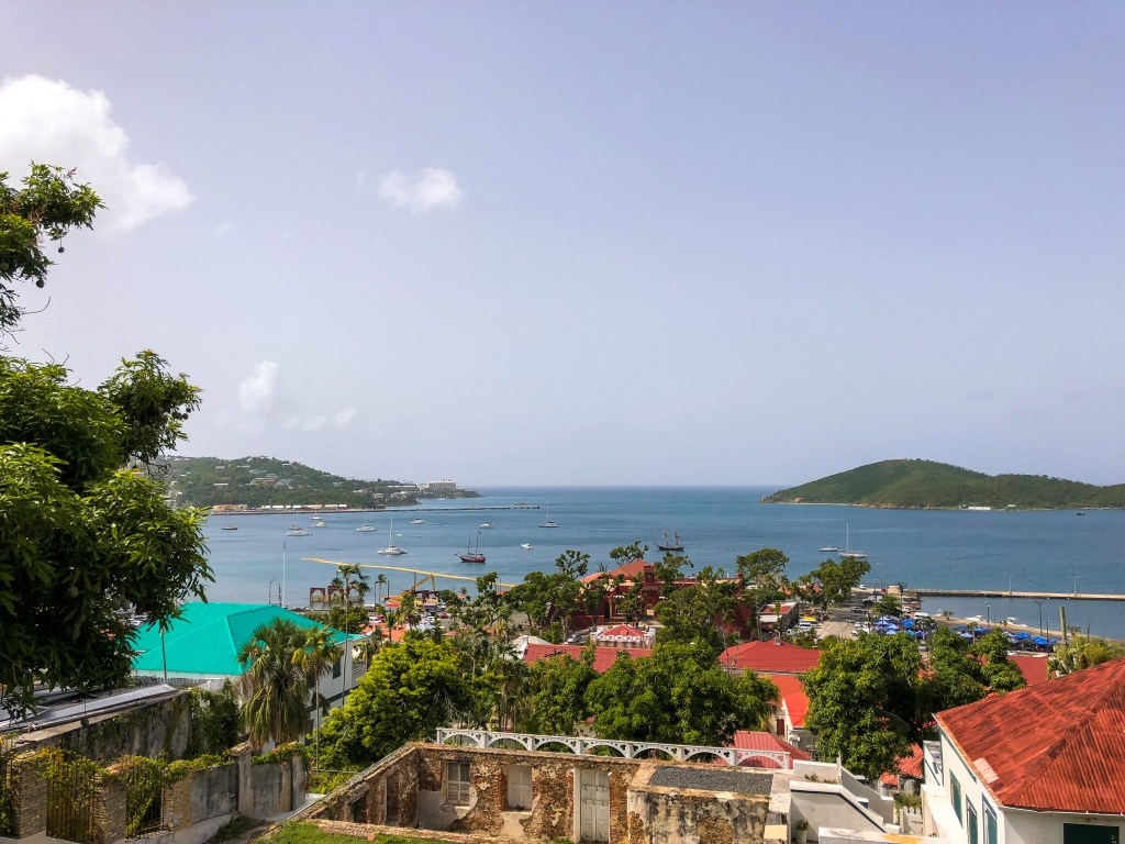 Charlotte Amalie, St. Thomas, US Virgin Islands - 3 Day Itinerary | TheWeekendJetsetter.com