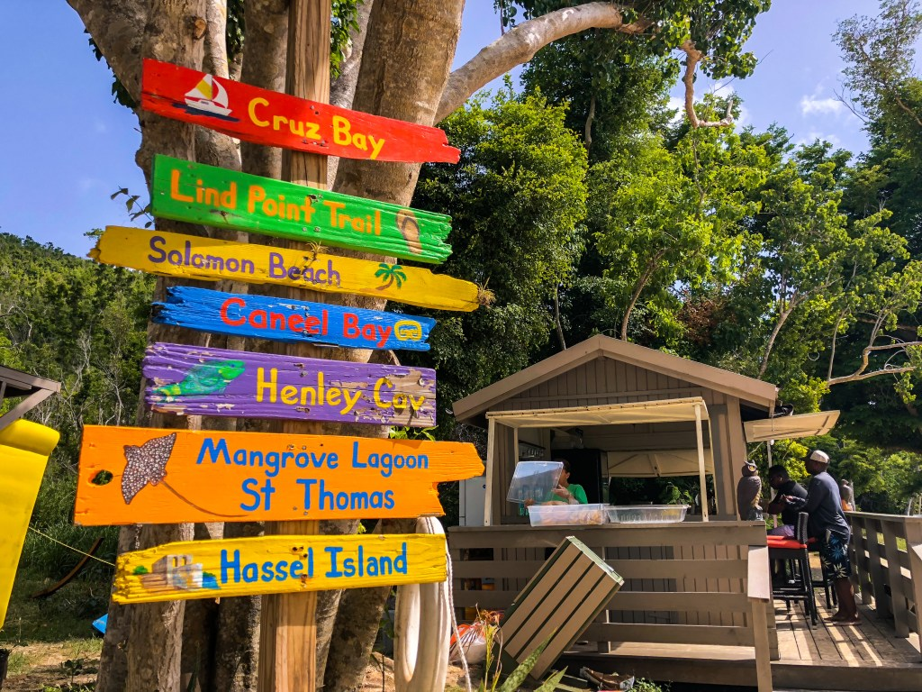 St. John, US Virgin Islands - 3 Day Itinerary | TheWeekendJetsetter.com