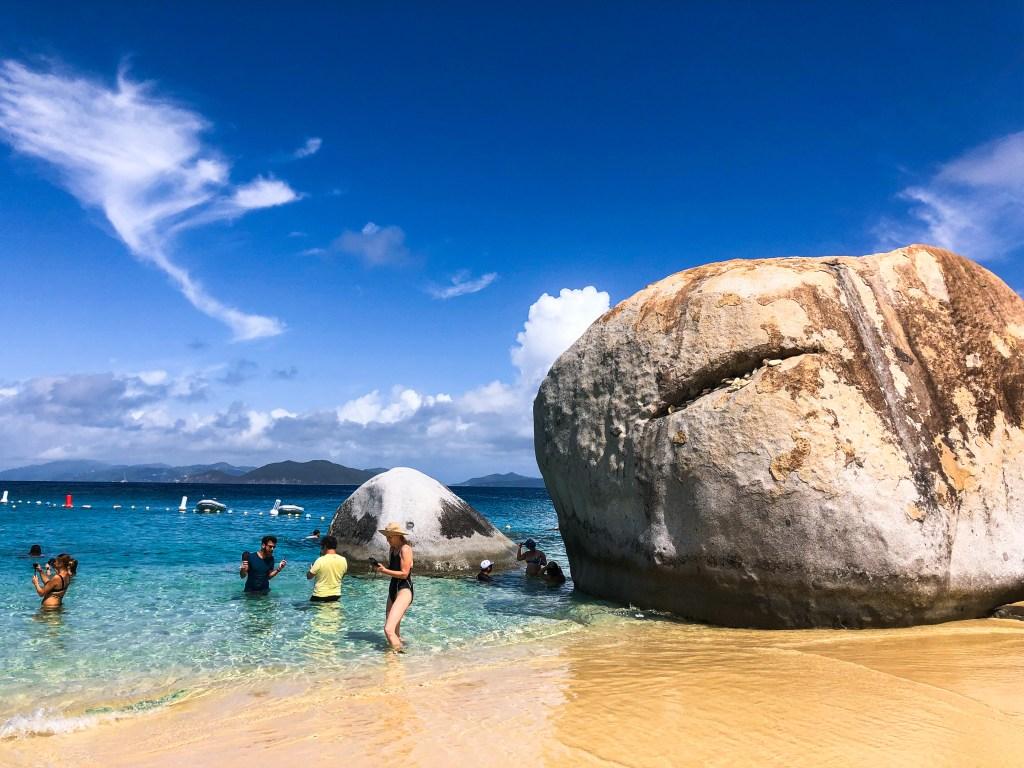 The Baths, Virgin Gorda, British Virgin Islands | TheWeekendJetsetter.com