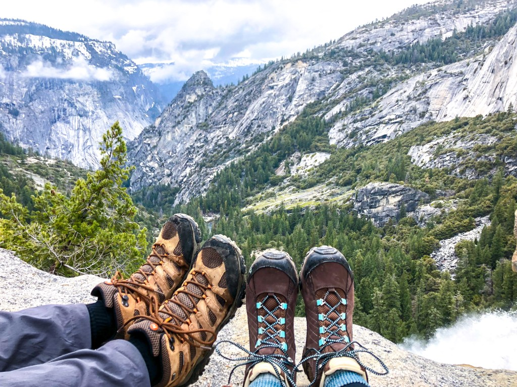 Tips for Hiking the Mist Trail in Yosemite National Park | TheWeekendJetsetter.com