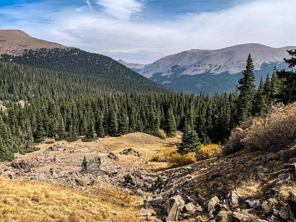 Hiking Guanella Pass