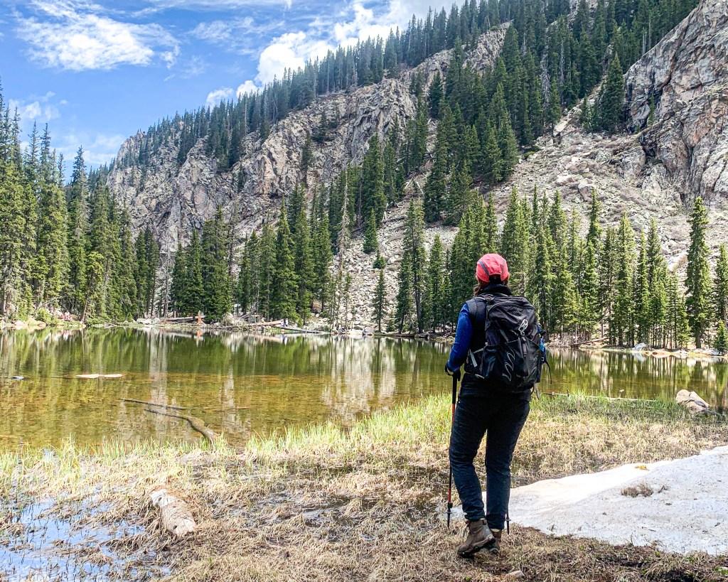Backpacking gear, beginners backpacking