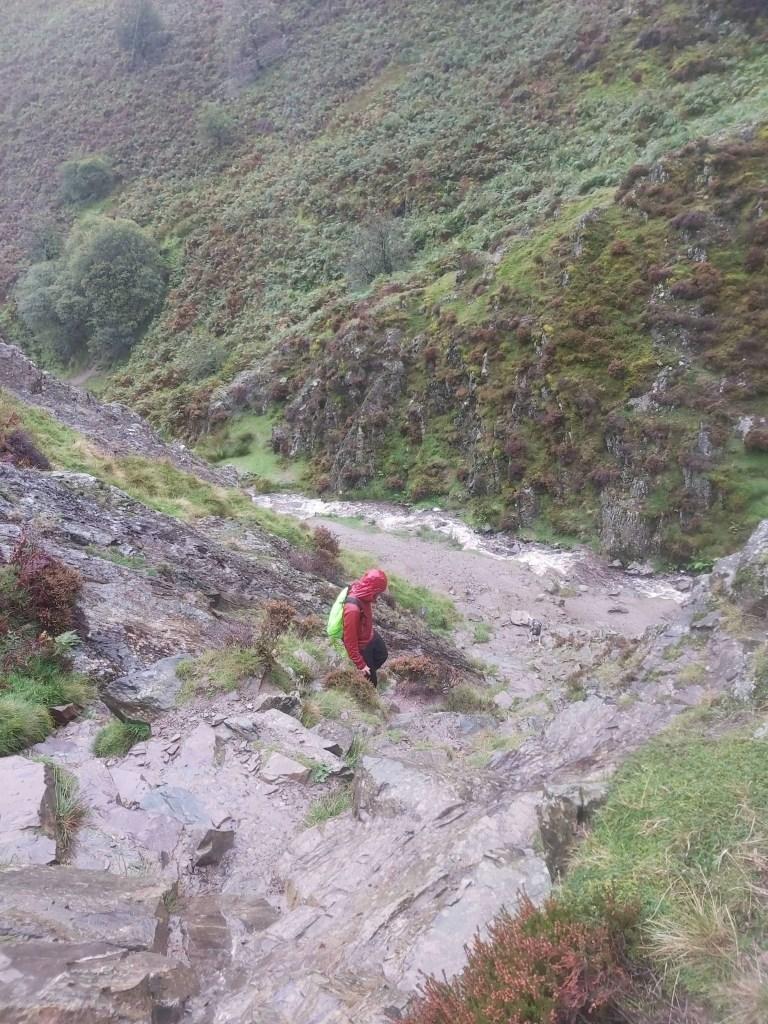 long mynd climb