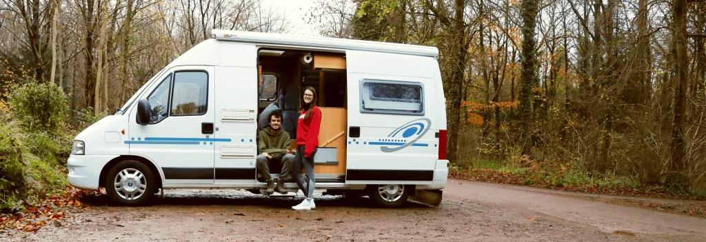 The Weekend Warriors Campervan