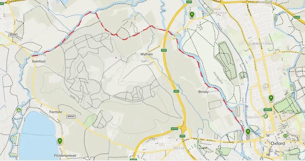 oxford walk