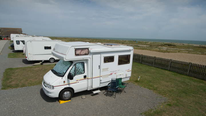White House Beach Campsite