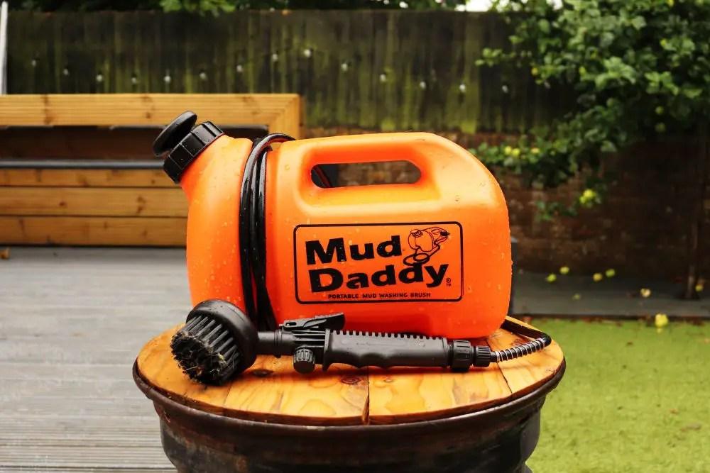 Mud Daddy Portable Dog Washer 5L