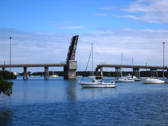 Boot Key Bridge