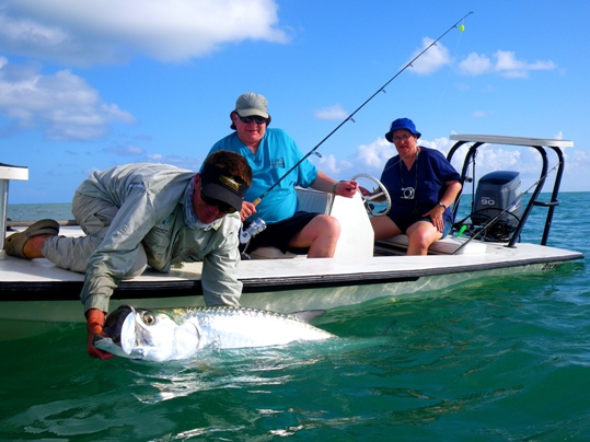 Tarpon season is one of the most exciting times to fish the Florida Keys